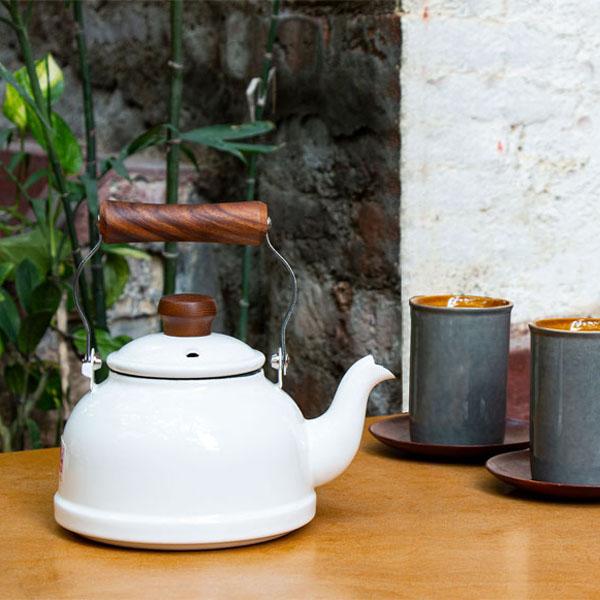 Fujiharo-White-Enamelled-tea-pot-Kettle-Buy-Online-India