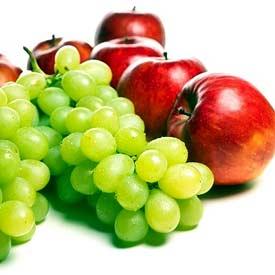 Jugo de Uva y Manzana