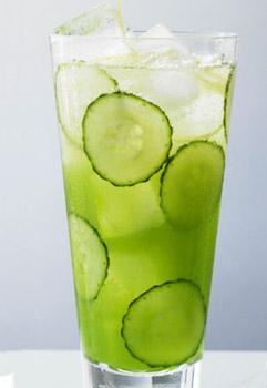 Licuado De Pepino Y Limón