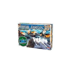 hundir los barcos 3d falomir 25010