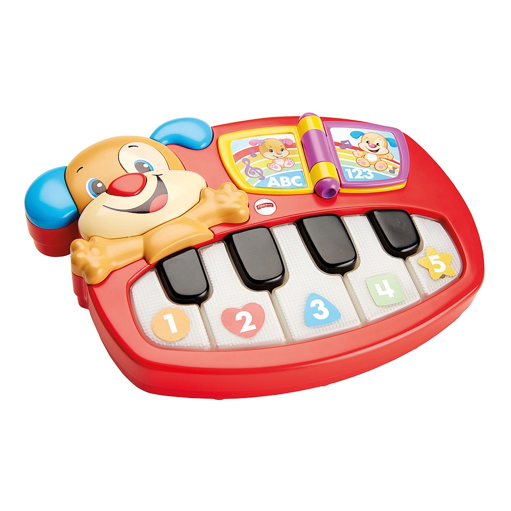 Piano perrito aprendizaje Fisher Price DLD24