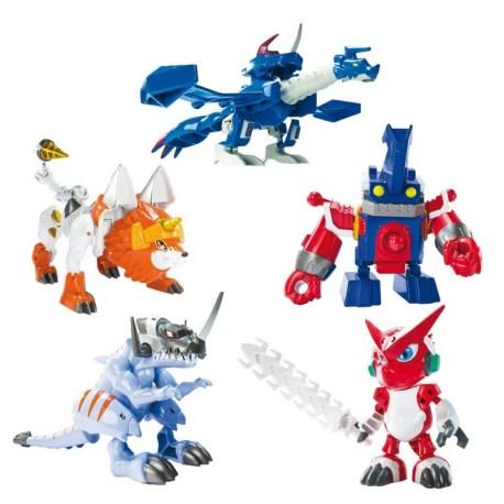Figura Digimon Fusion Surtida Bandai 39600
