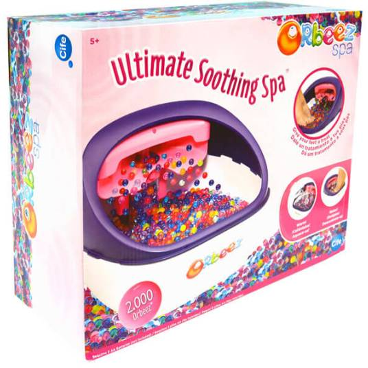 ultimate soothing spa