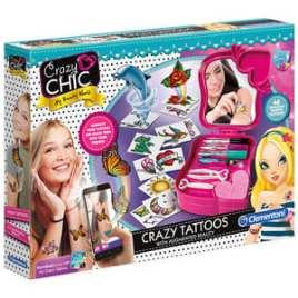 crazy chic tattoos