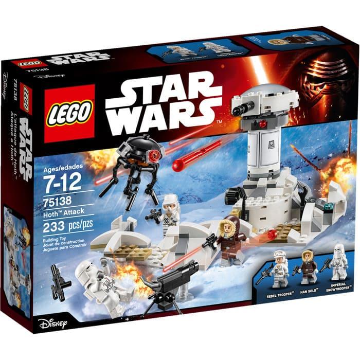 LEGO Star Wars 75138