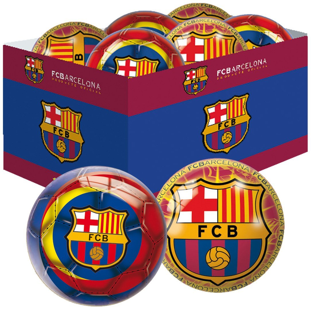 fc barcelona pelota 15 cms