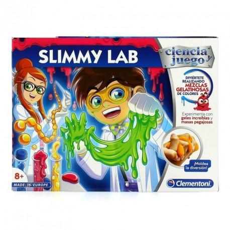 clementoni laboratorio de slimmy
