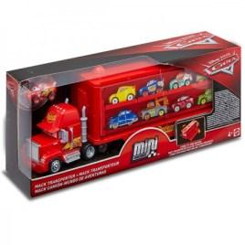 cars 3 mack camion mundo de aventuras