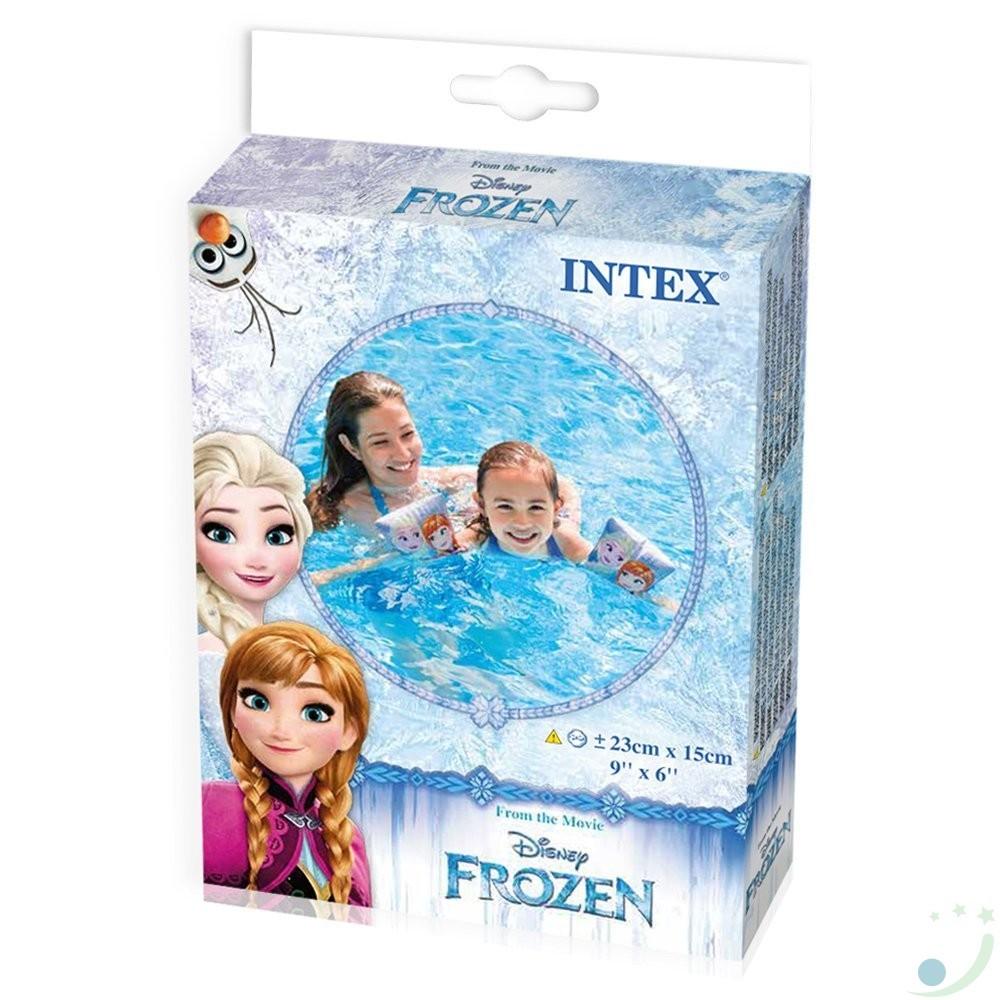 manguitos natación frozen