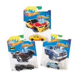 Vehiculos Color Shifters