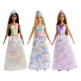 Barbie Princesas Dreamtopia