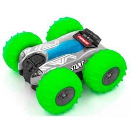 Vehiculo Stunt Verde