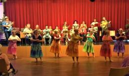 100 Jahr Feier mit Livebegleitung Ukuleleorchester Düsseldorf