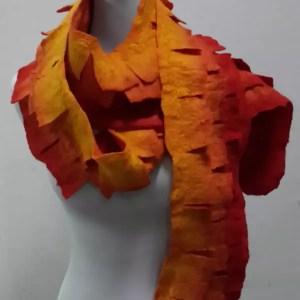 南台灣的熱情~圍巾