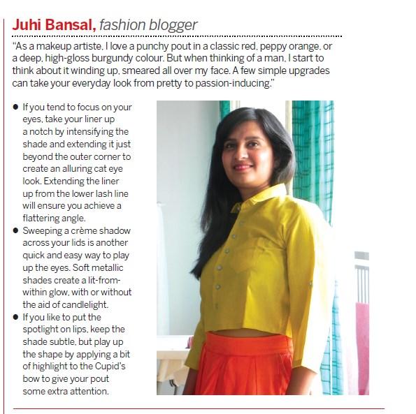 Femina_Gujarat Juhi Bansal