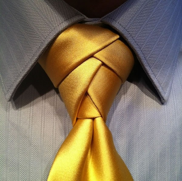 Eldredge knot.