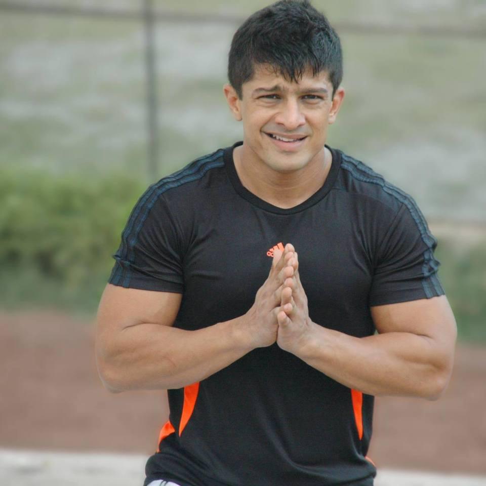 Super fit, super stud- Parth Adhyaru