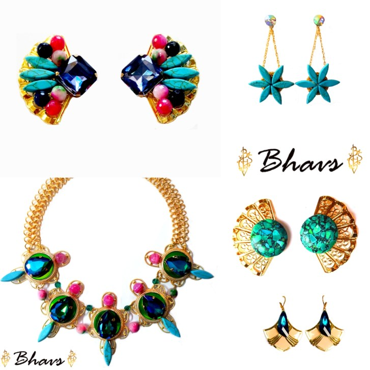Some pieces by Bhavna