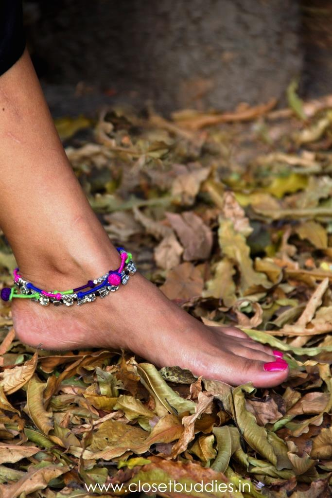 Love these anklets!