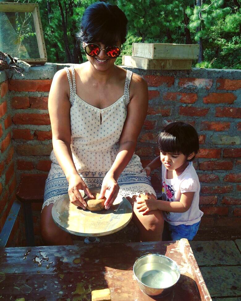 Pottery @ Rakhh Resort