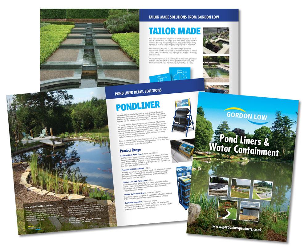 Maidenhead Aquatics Brochure Design 01