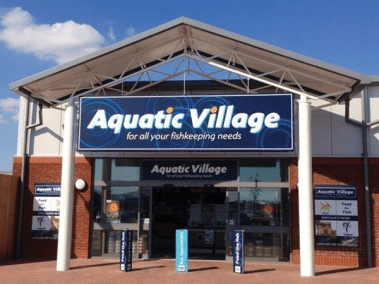 Juice Factory | Aquatic Village | Storefront Signage Design