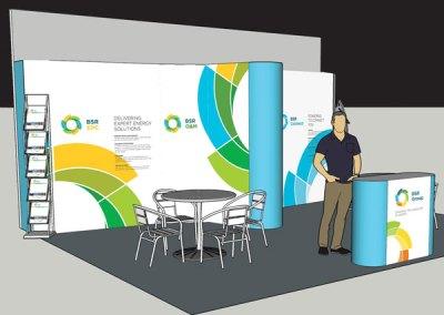 BSR Exhibition Design