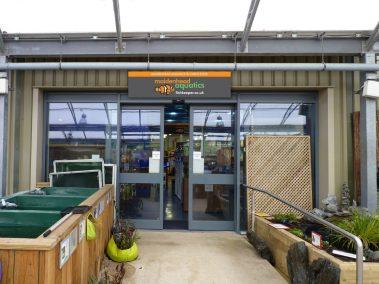 Maidenhead Aquatics Cirencester Store Signage Design