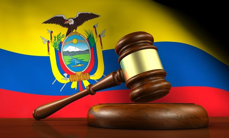 Resultado de imagen para justicia ecuatoriana