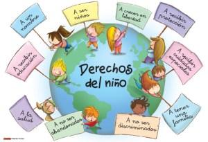 Derechos constitucionales de la infancia