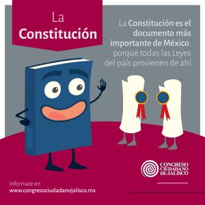 Importancia de una constitución en un país