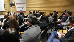Audiencia de conciliación.