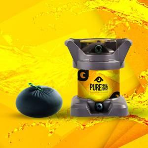 Pure Final Rinse Single Bag Vessel