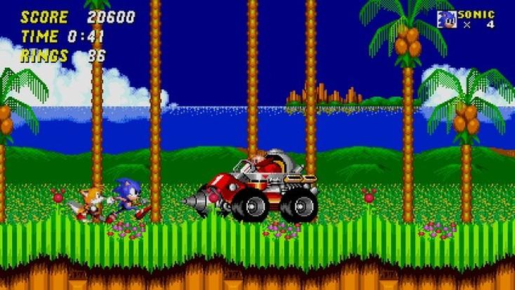 Sonic 2 Sega Mega Drive Retro Game Review Juicy Game Reviews