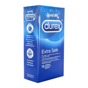 Durex Durex - Extra Safe Condoms 12 pcs