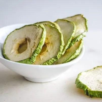 Kuru Yeşil Elma