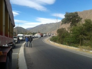 corte de ruta purmamarca 2