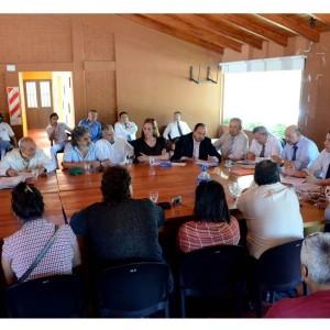 reunion intersindical gobierno 27-10-14
