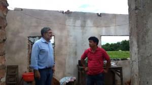 Pablo Baca y Juan Salvatierra