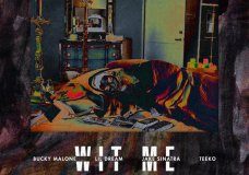 Bucky Malone – Wit Me Ft. Lil Dream, Jake Sinatra & Teeko (Prod. By twntysevn)