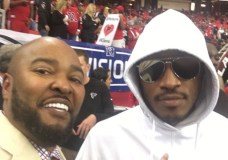 LOL: Future & Bow Wow Were At The Atlanta-Seattle Game