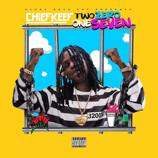 Chief Keef – Two Zero One Seven (Mixtape)