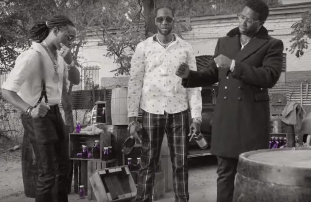 2 Chainz Feat. Gucci Mane & Quavo – Good Drank (Video)