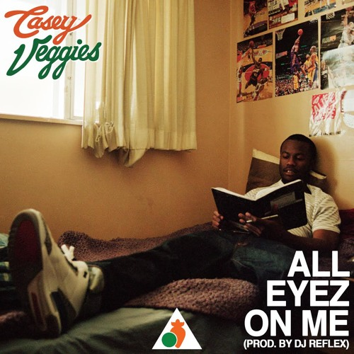 Casey Veggies – All Eyez On Me