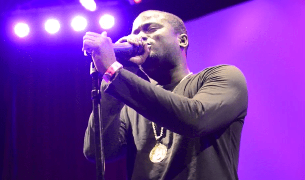 Produca P Performs With Likeblood Ent. At The Fillmore (Video)