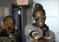Young Thug – Guwop (Video) (Feat. Quavo, Offset & Young Scooter)