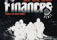 A$AP Ant Feat. A$AP Ferg & A$AP Twelvyy – Finances (Remix)