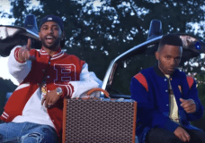 MadeinTYO Feat. Big Sean – Skateboard P (Remix) (Video)