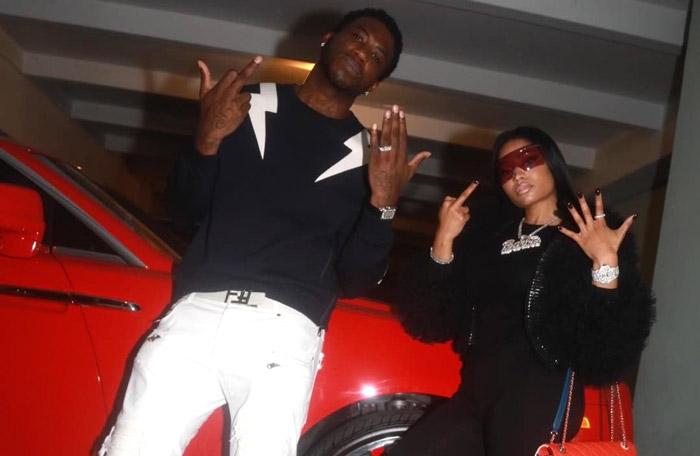 Gucci Mane & Nicki Minaj Have Reconciled