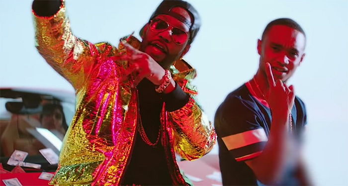Juicy J Feat. Slim Jxmmi – Gimme Gimme (Video)